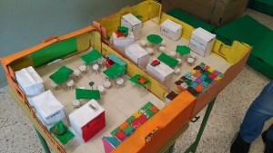 Resultados del trabajo realizado por el alumnado del CEIP Nuñez de Arenas de Madrid. Entrevías el Pozo