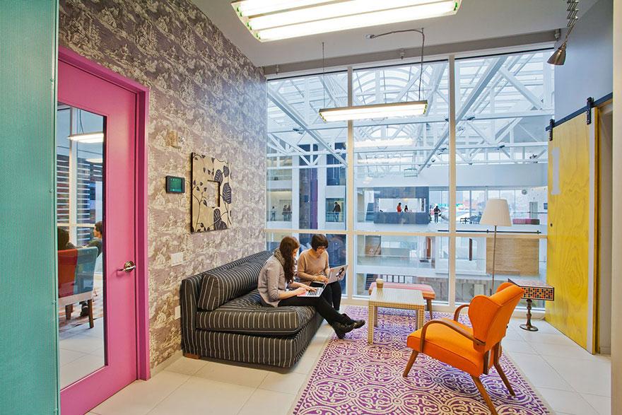 Las 12 oficinas mas chulas del mundo - Arquitectura Ideal - Airbnb 2