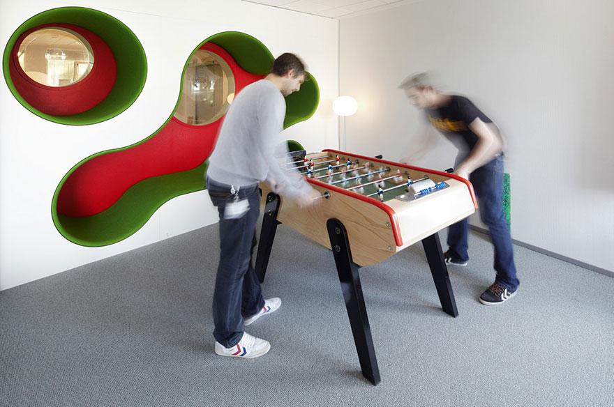 Las 12 oficinas mas chulas del mundo - Arquitectura Ideal - LEGO 3
