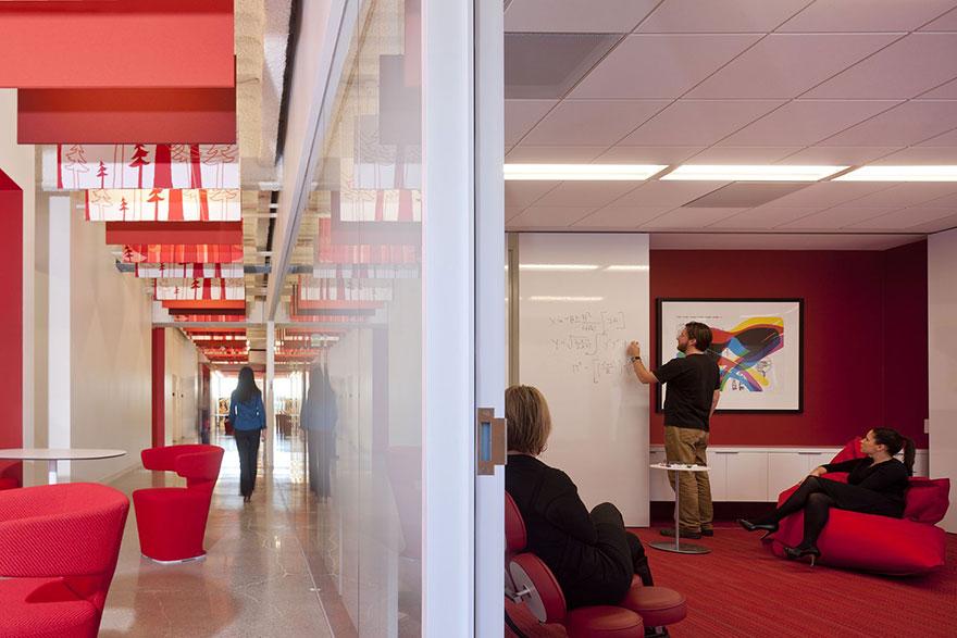 Las 12 oficinas mas chulas del mundo - Arquitectura Ideal - Nokia 2