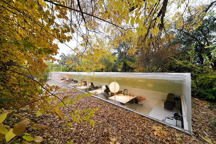 Las 12 oficinas mas chulas del mundo - Arquitectura Ideal - Selgascano 1
