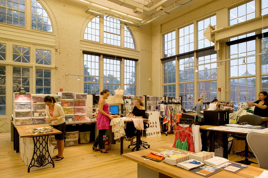 Las 12 oficinas mas chulas del mundo - Arquitectura Ideal - Urban Outfitters 3