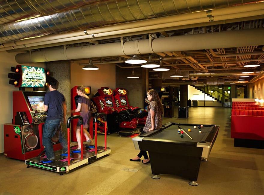 Las 12 oficinas mas chulas del mundo - Arquitectura Ideal - Zynga 4