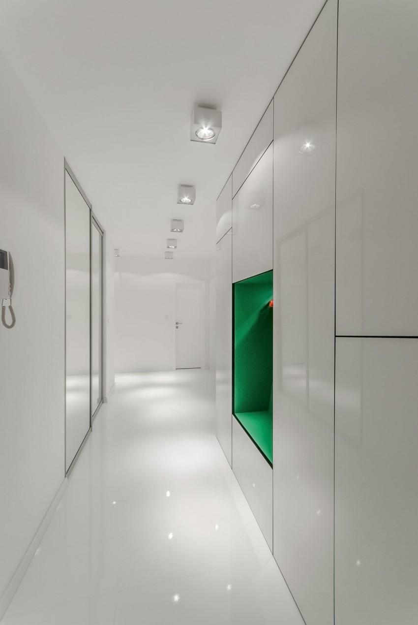 Apartamento minimalista con un diseo fresco y un ambiente acogedor  Arquitectura Ideal