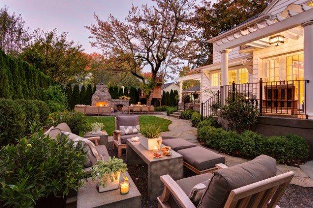 21 ideas para decorar nuestro patio interior aportando un