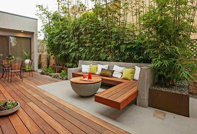 5 ideas inteligentes para rejuvenecer tu patio exterior