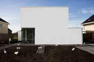 12 casas modernas que cuentan con una fachada minimalista Arquitectura Ideal