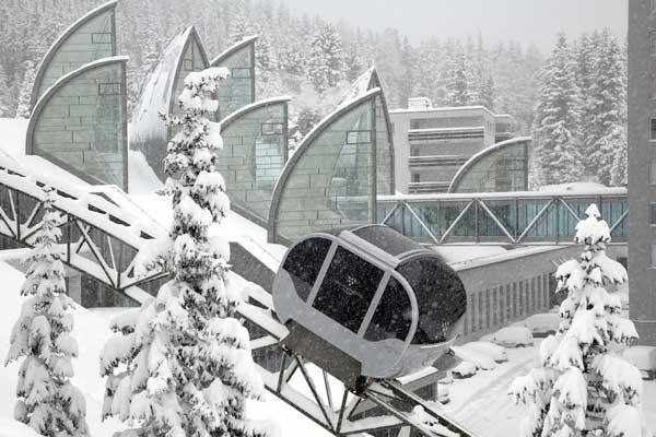 Centro Wellness, Suiza (2006)