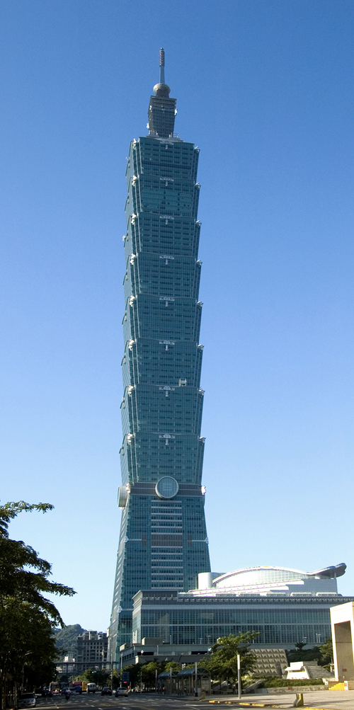 Torre Taipei 101, Taiwan