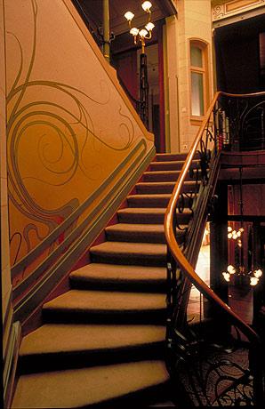 Obras de Victor Horta Patrimonio Cultural de la Humanidad