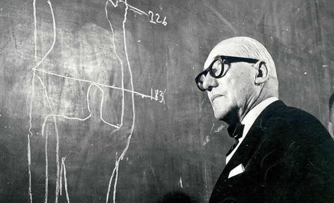 Charles-Edouard Jeanneret-Gris, más conocido como Le Corbusier