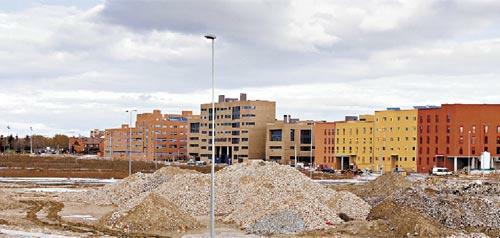 Emprendimiento de Tony Díaz en Alcorcón