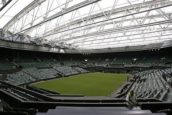 Wimbledon nuevo techo retráctil que estrenará en la próxima edición