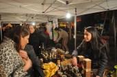 Comercio itinerante, Feria Noche de Colores. Providencia 2014