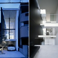 Mais uma micro casa com 3m de largura