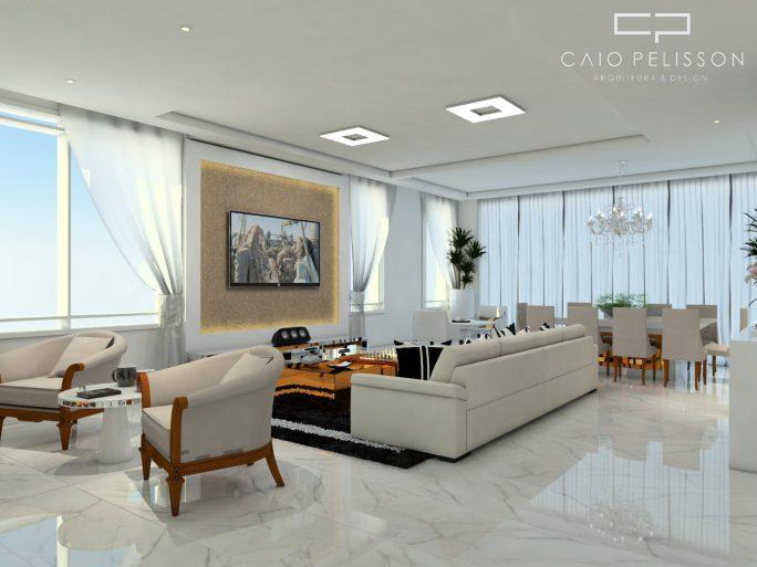 Design De Interiores Salas Beautiful Salas De Estilo