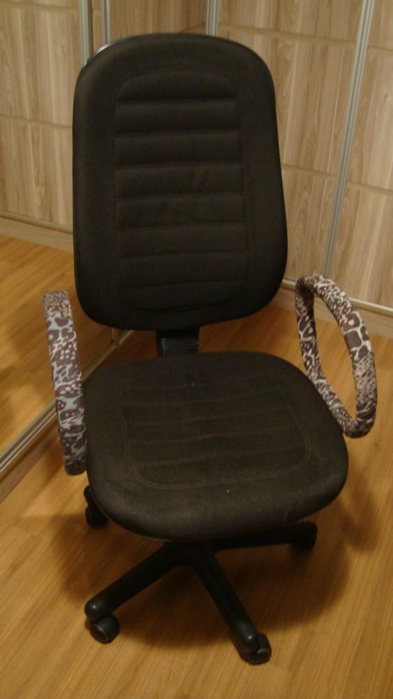Micro intervenção: cadeira de escritório (5/6)