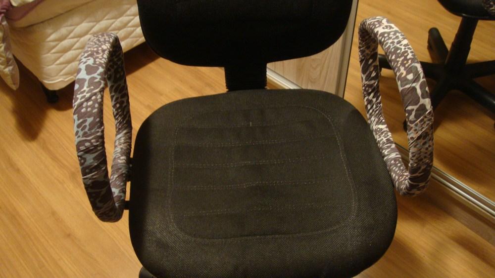 Micro intervenção: cadeira de escritório (6/6)