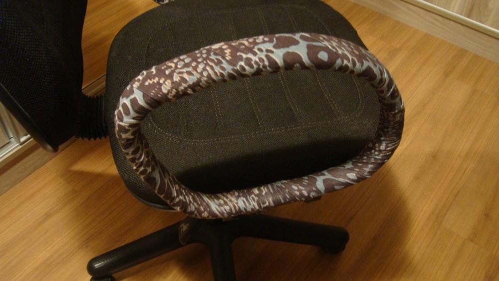 Micro intervenção: cadeira de escritório (3/6)