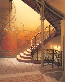 Art Nouveau Victor Horta Brussels