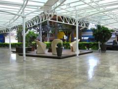 Paisagismo para edificio comercial - 4R Arquitetura - 6