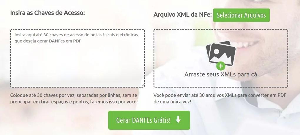 Web Danfe Arquivei