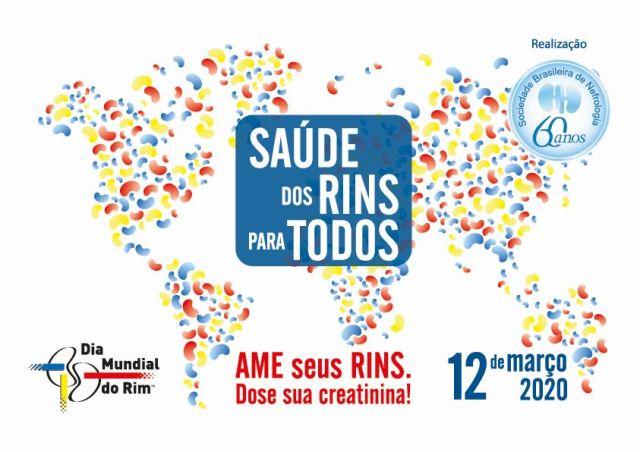 Resultado de imagem para Dia Mundial do Rim