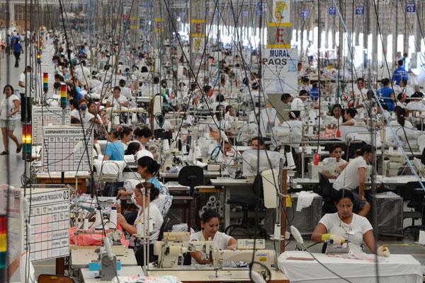 Indústria têxtil impulsiona economia no Seridó potiguar