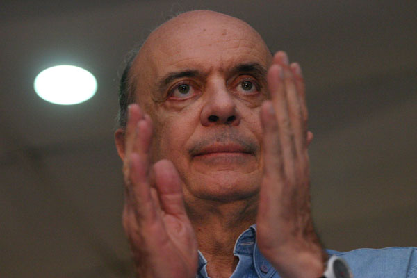 José Serra trabalhou com João Faustino durante gestão de Fernando Henrique Cardoso e quando foi governador de São Paulo