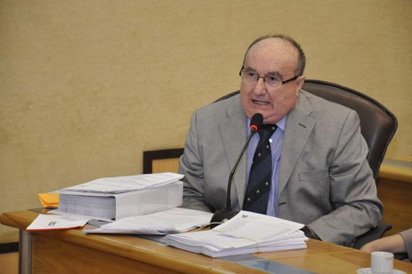 Deputado estadual José Dias avalia que a candidatura de Robinson Faria é irreversível