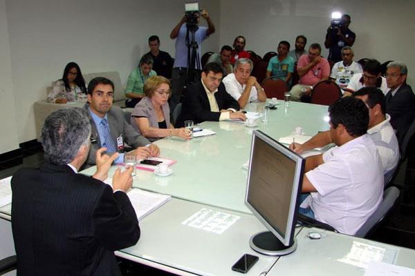 A pedido da PGM, Ministério Público do Trabalho reuniu Sintro, Seturn e Prefeitura do Natal