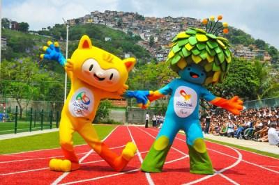 Após votação pela internet, mascotes olímpicos são batizados: Vinícius e Tom