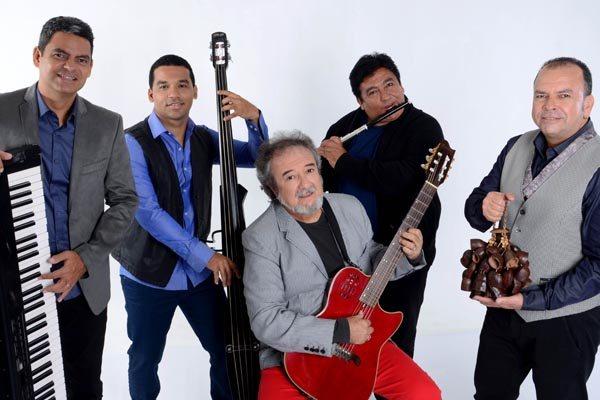 Quinteto tem longa relação com Dominguinhos e celebração resgata essa história