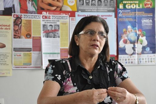 Fátima Cardoso disse que professores de Natal devem receber hoje