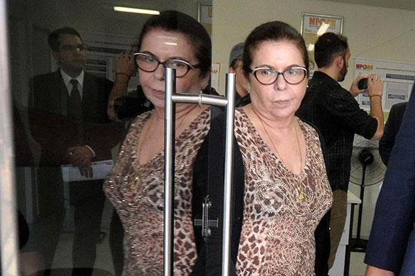 Rita das Mercês foi presa e aceitou detalhar esquema à Justiça