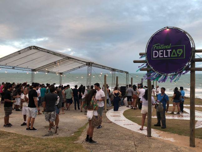Festival reuniu centenas de pessoas na Via Costeira