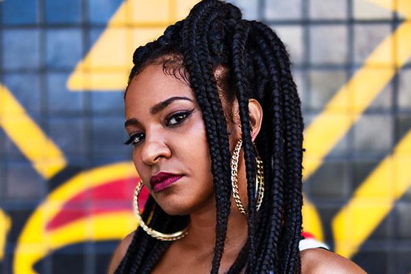 Larissa Luz: Ex-Araketu e Lucy in The Sky aposta em álbum solo