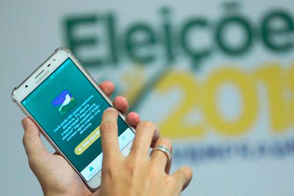 Aplicativo Pardal recebe as denúncia enviadas pelos eleitores que podem incluir imagens