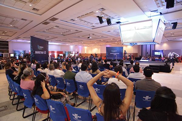 Expectativa é que o evento, que acontece no Centro de Convenções, atraia cerca de 850 pessoas