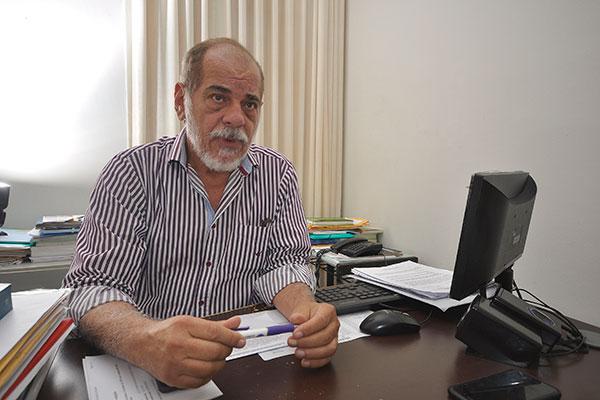 Alexandre Marinho explica que o principal custo das escolas é a folha dos funcionários