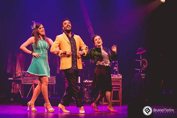 Camarim, o Musical vai reunir Dudu Galvão, Camila Masiso e Lysia Condé em torno de uma  história de amor à música