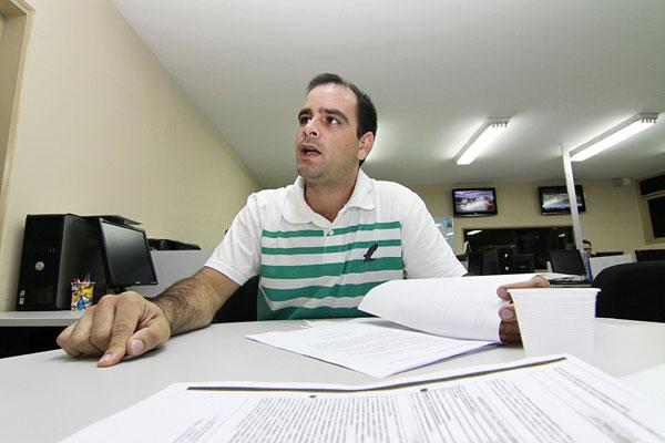 Rafael Correia Oliveira afirma que a empresa está regular com o DNPM