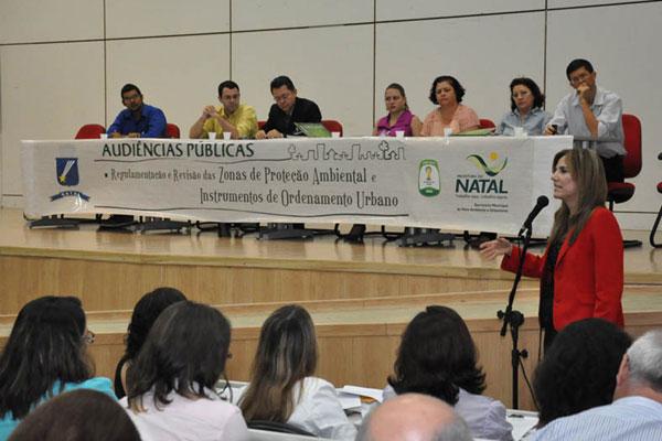 Primeira audiência pública sobre a ZPA 6 ocorreu ontem pela manhã