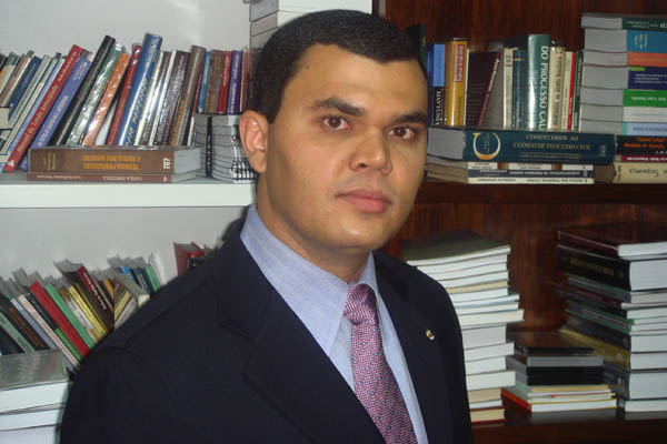 Procurador Paulo Sérgio Rocha