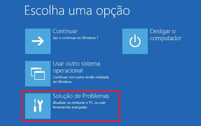 SOLUÇÃO: 5 Problemas que impedem o Windows de iniciar 3