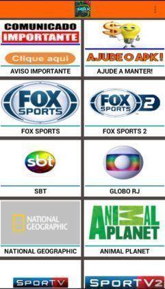 Max Net Tv: Melhor App para assista canais de TV pelo Celular 1