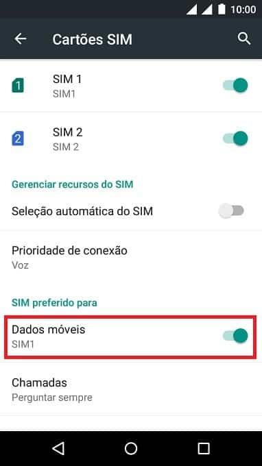 Como corrigir problemas de sincronização do Android 1