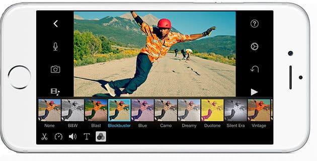 Top 5 aplicativos de edição de vídeo para o seu iPhone 7