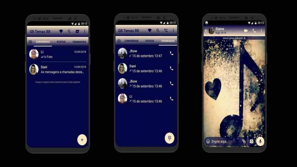 Baixar Whatsapp GB Pro v9.90 2021 Atualizado 1