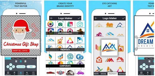 Top 3 aplicativos para criar logo grátis no android 1
